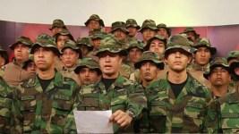 Desconocen a Nicolás Maduro
