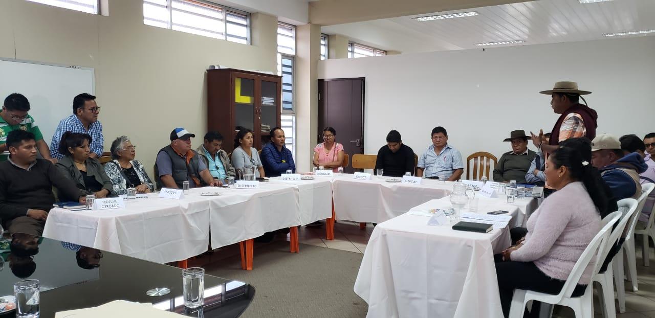 Suspenden diálogo por reordenamiento del Campesino tras inasistencia de comerciantes
