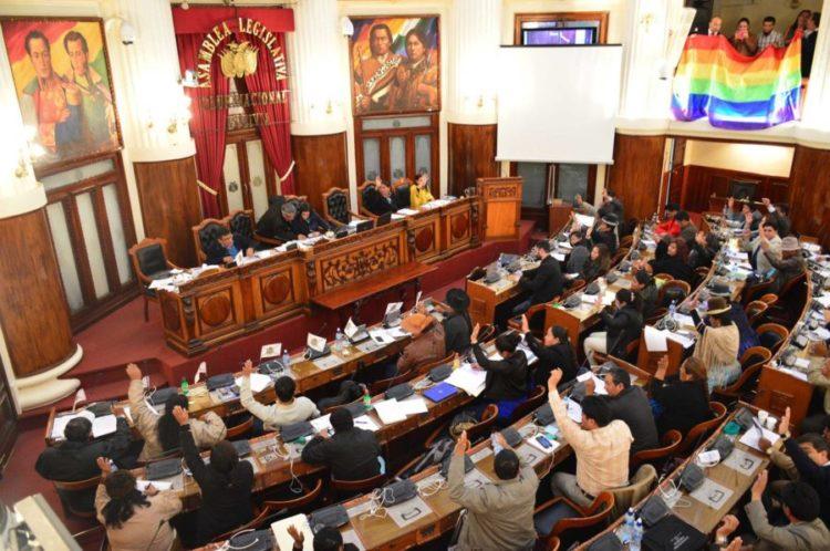 Diputados aprueban proyecto de ley que recupera el 12% del IDH para gobernaciones y alcaldías