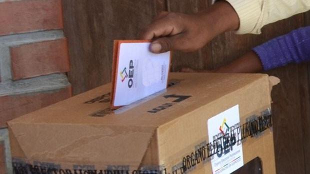 El MNR en Tarija propone realizar una elección primaria de la oposición para elegir un candidato