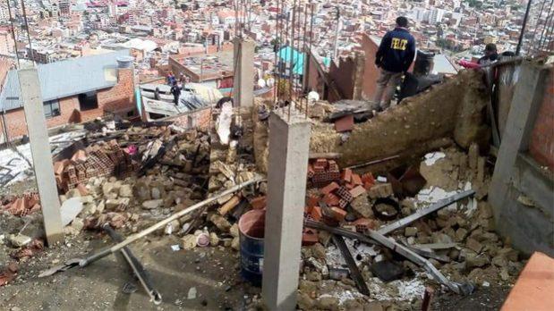 Muere albañil herido en explosión en vísperas de Año Nuevo