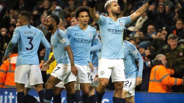 2-1. El City recuerda al Liverpool quién es el campeón