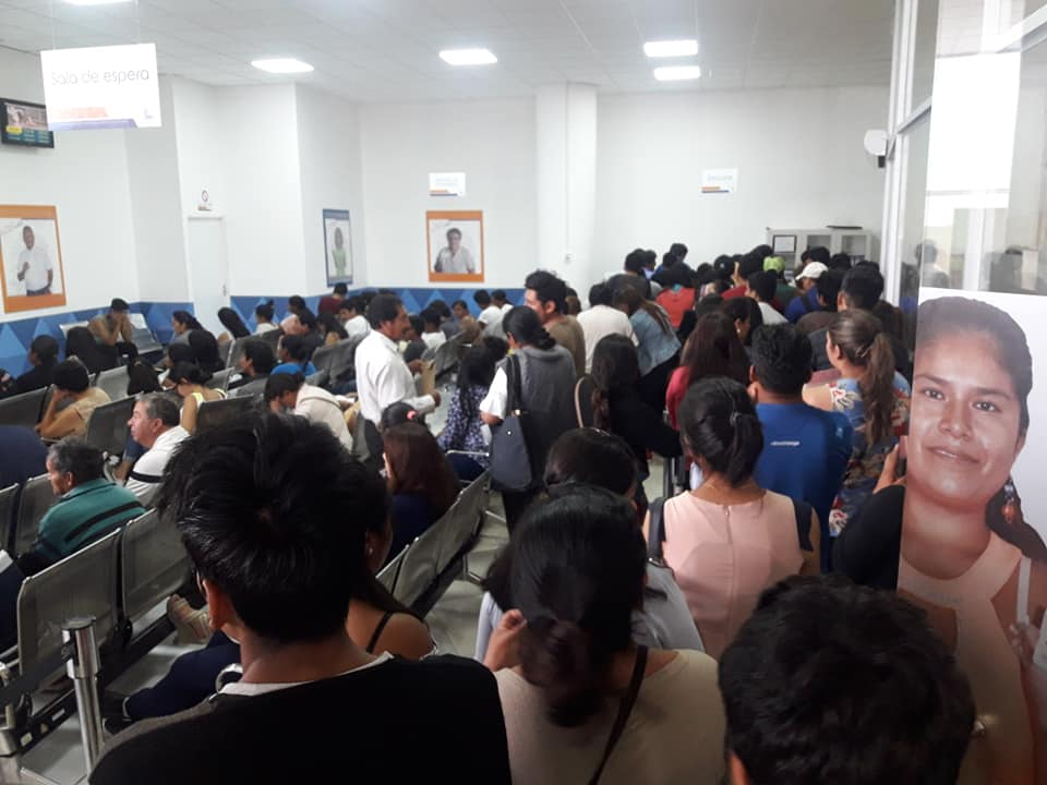 El Segip amplía horarios y atiende los sábados para evitar largas filas en Tarija