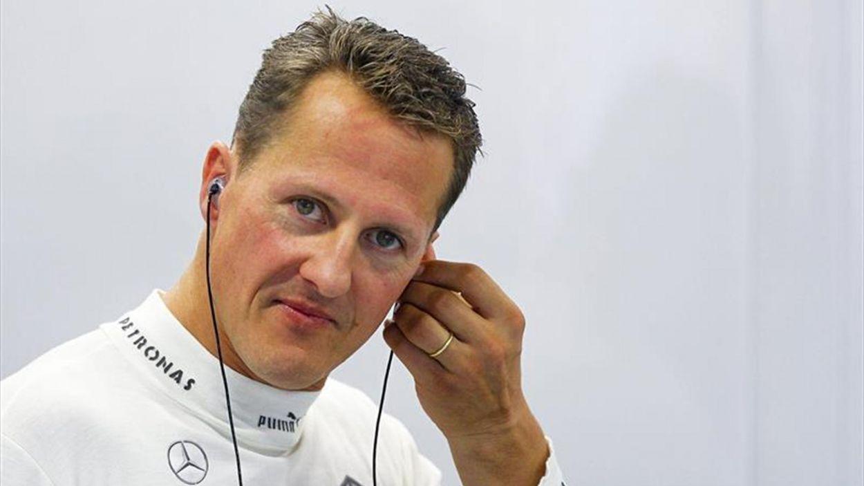 Mensaje optimista de la familia de Schumacher: