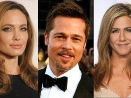 La reacción de Angelina Jolie al enterarse del encuentro entre Brad Pitt y Jennifer Aniston