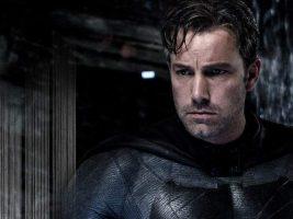 Ben Affleck encarnando a Batman