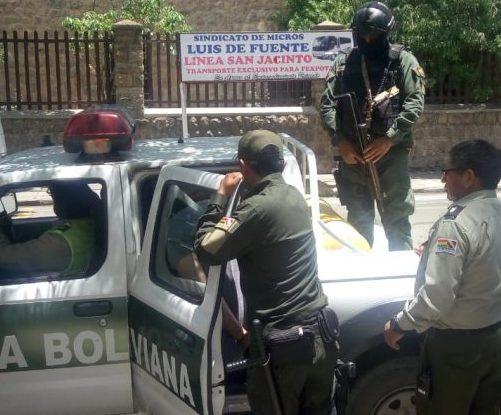 Sospechosos de robar en una carnicería son enviados a la cárcel de Tarija