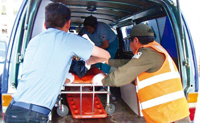 Accidente de tránsito provoca la muerte de un bebé