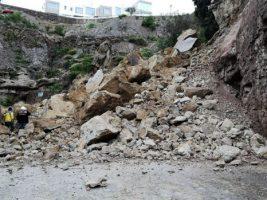 Las lluvias causan estragos en Mallasa y Obrajes en La Paz