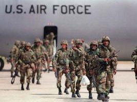 Aviones militares de Estados Unidos