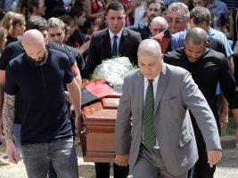 Emotivo último adiós a Emiliano Sala