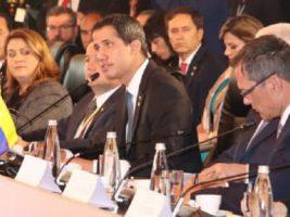 Grupo de Lima reunión por crisis en Venezuela