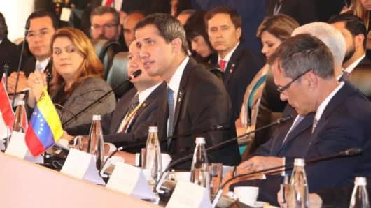 El Grupo de Lima eleva al máximo la presión sobre Nicolás Maduro