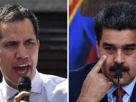 Lideres de Venezuela