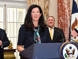 Subsecretaria de Estado para Asuntos del Hemisferio Occidental de Estados Unidos