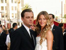 La top brasileña mantuvo una relación de cinco años con la estrella de Hollywood