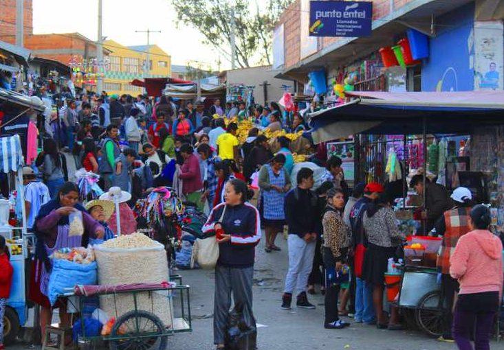 Presentan estrategia para descongestionar el Mercado Campesino de Tarija