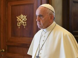 Líder de la iglesia Católica