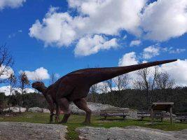 Parque GeoPaleontológico Proyecto Dino, en Neuquén