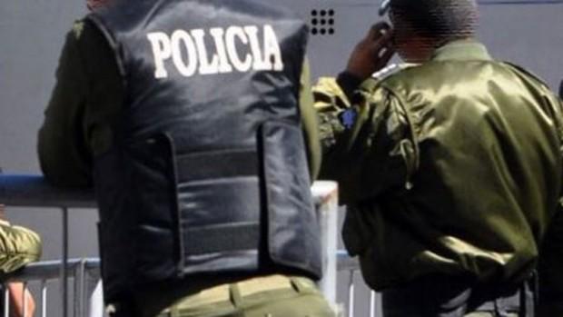 Reo chileno fuga mientras era trasladado a la cárcel; no tenía custodio policial