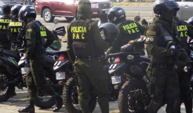 Aprehenden a un hombre en estado de ebriedad por golpear a un policía en Tarija