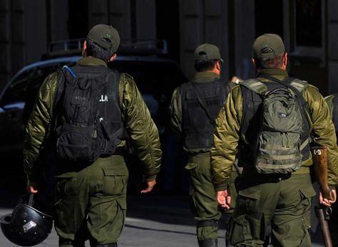Aprehenden a 8 policías por el caso de violación a reclusa brasileña