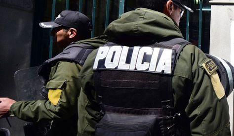 Arrestan a dos hombres por una pelea callejera en Tarija
