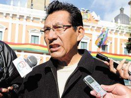 Senador del Movimiento al Socialismo (MAS