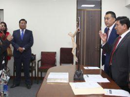 Representante del Consejo de la Magistratura en el departamento de Tarija