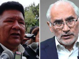 Diputado del MAS y expresidente de Bolivia