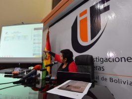Teresa Morales, directora de la UIF,
