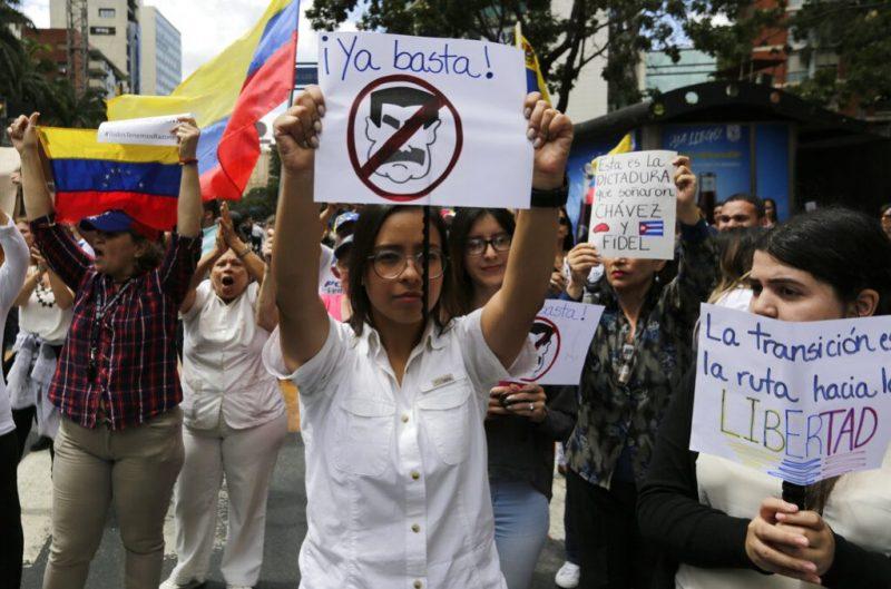 El Banco Mundial cree que Venezuela vive la