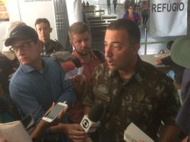 Dos militares venezolanos desertaron del régimen de Maduro y se entregaron en Brasil