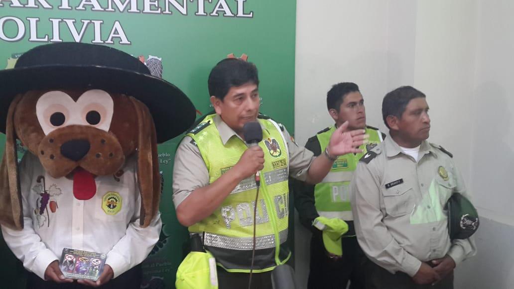Tránsito planifica varios cortes de calles por actividades del Carnaval en Tarija