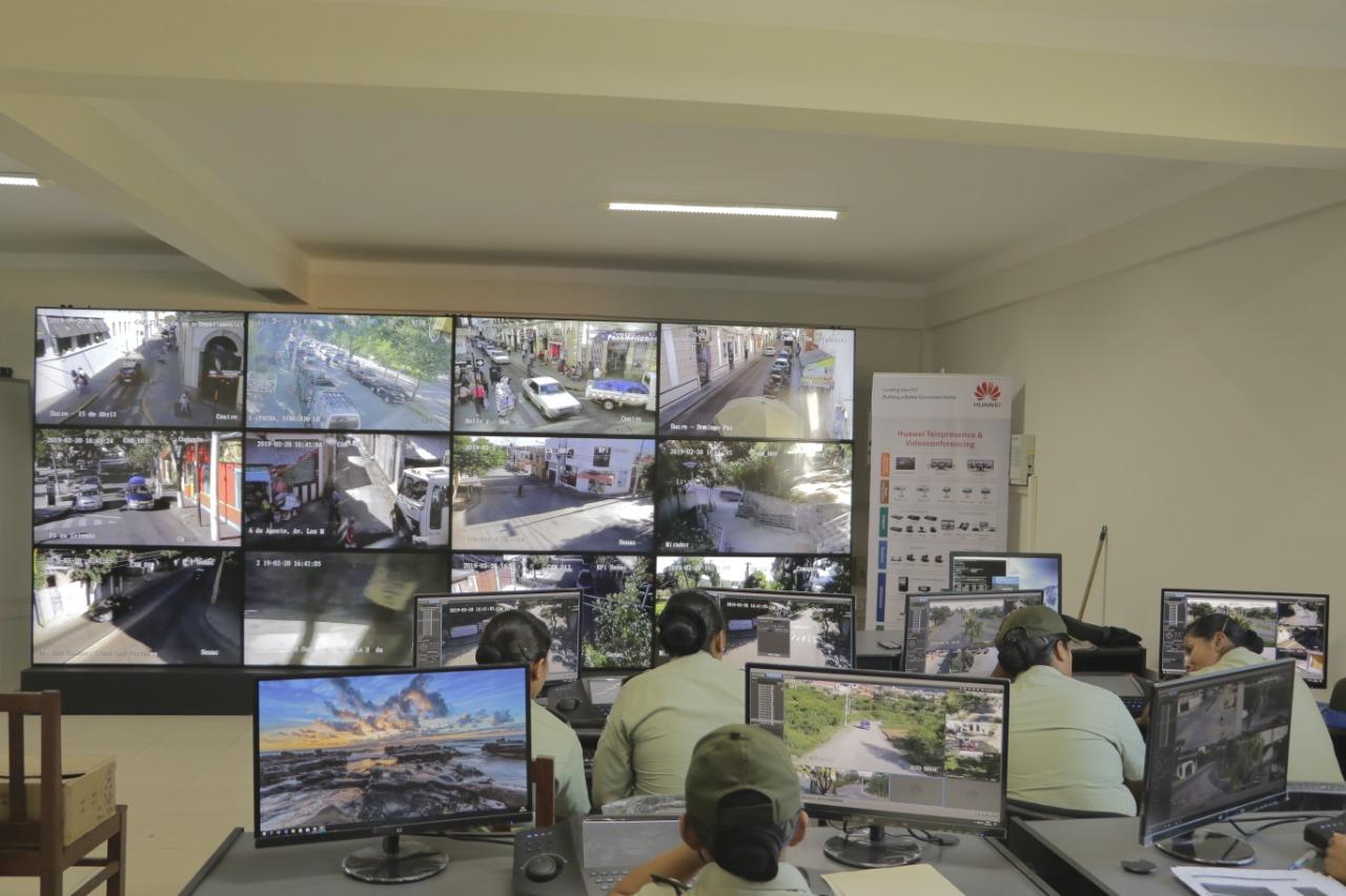 Alcaldía asegura que las cámaras de seguridad agilizan el trabajo policial en Tarija