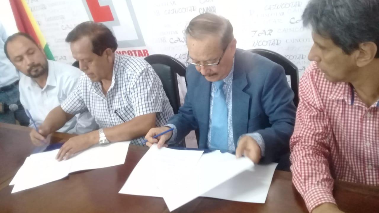 Caincotar espera la aprobación de la Ley de Asociaciones Público - Privadas para Tarija