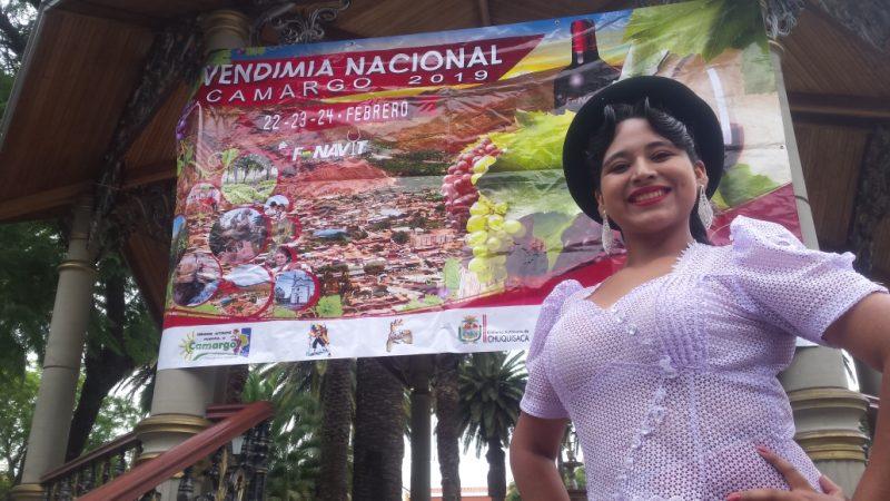 Camargo invita a los tarijeños a la XI Feria Nacional Vitivinícola