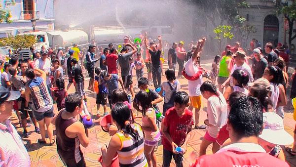 Alcaldía lanza el plan de Prevención de la Violencia en Carnaval para Tarija