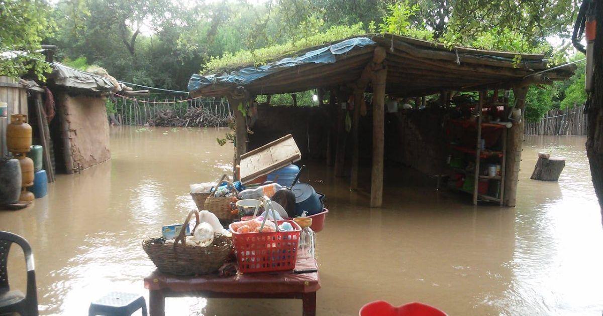 Agencia Estatal prevé construir más de 100 viviendas para los damnificados de la riada del Pilcomayo