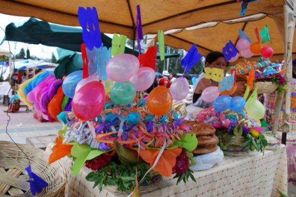 El parque Temático será el punto de venta oficial de tortas de compadres y comadres en Tarija