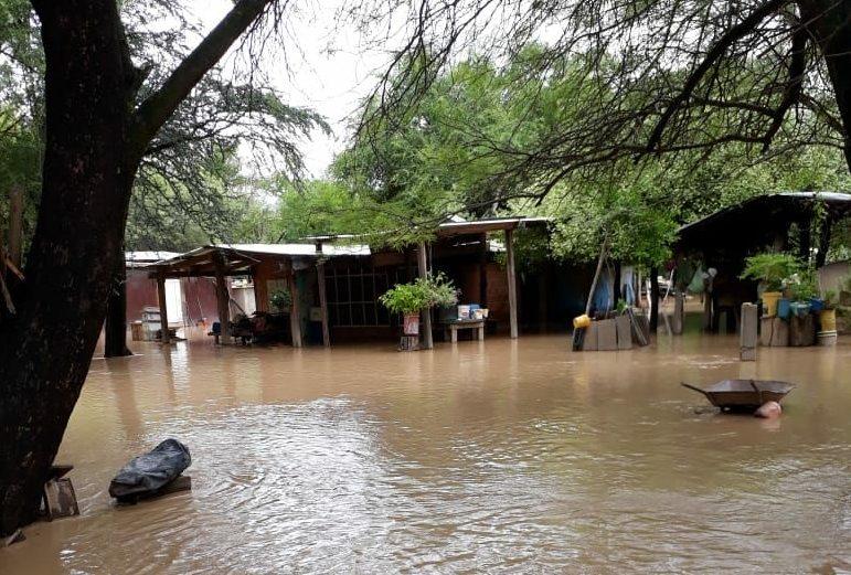 Sedes de Tarija enviará brigadas médicas a Villa Montes tras desborde del río Pilcomayo