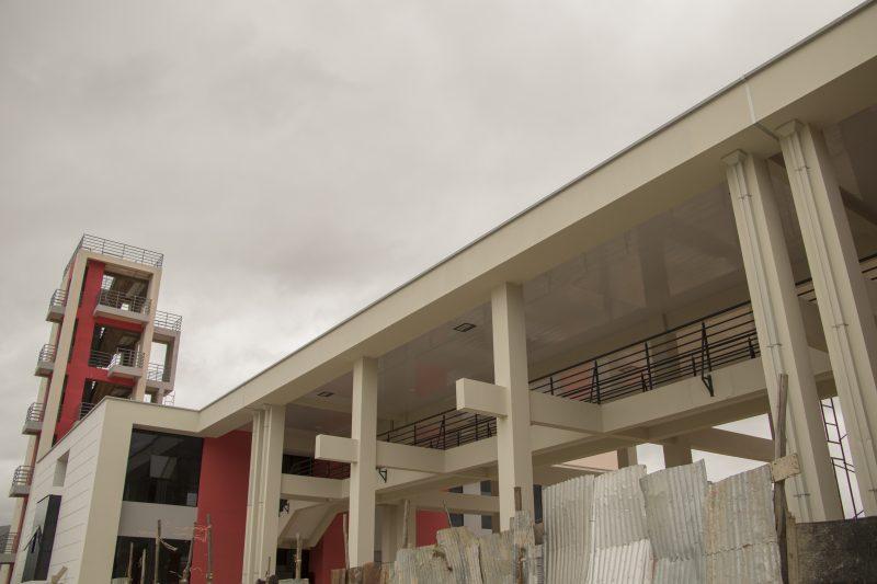 Nuevo cuartel de bomberos en Tarija será el más grande de Bolivia