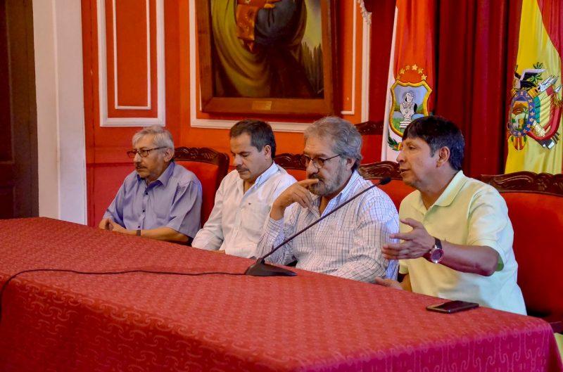Gobernación mantiene firme postura para defender el Susat en Tarija