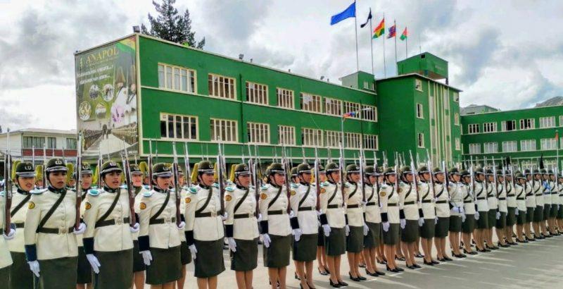 Admisión de postulantes a la Policía Boliviana se efectuará con altos estándares de calidad, seguridad y transparencia