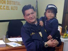 El Alto: Aparece el bebé que fue extraviado por su madre