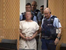 Asesino de las mezquitas Nueva Zelanda