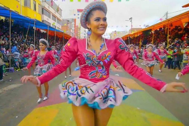 Destacan la seguridad y el bajo consumo de alcohol en el Carnaval de Oruro