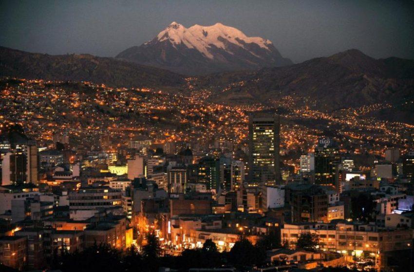 Sismo de 7.0 de magnitud en Perú se siente en la ciudad de La Paz