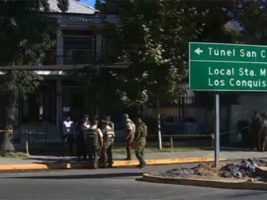 Consulado de Bolivia en Chile recibió amenaza de bomba