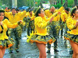 Carnaval en Cochabamba